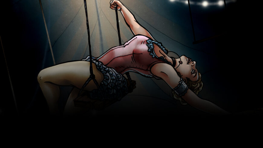 THE AMAZING AMERICAN CIRCUS NEW RELEASE DATE and BETA TESTS