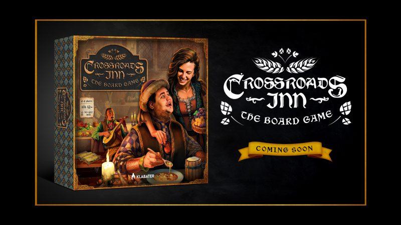 Crossroads Inn: The Board Game