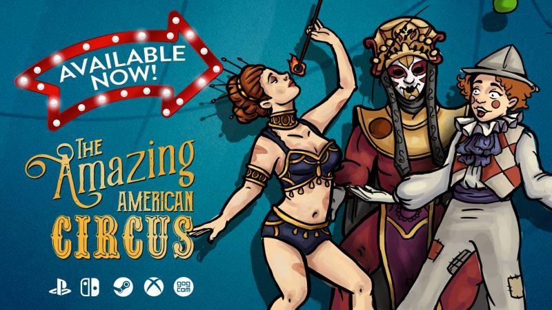 Klabater presents roadmap for The Amazing American Circus